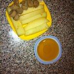 Γραβιέρα με μέλι