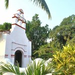 This is one of the first churches built in the Americas (early 1500's)