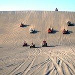Exciting ATV Beach & Sand Dunes Ride
