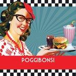 1950 American Diner - Poggibonsi