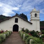 The oldest Catholic Church in Costa Rica, dating back to 1699!