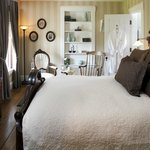 Classic rooms offer intimate, updated space with modern convenience.
