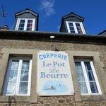 Le Pot de Beurre, crêperie à Saint-Lunaire