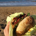 Best Beagle Sandwich in Kihei!