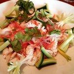 Kochkurs - Lauwarmer Calmar-Salat