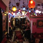 Kybele Cafe Restaurant Foto