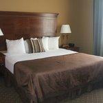 Bedroom in my King Suite