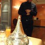 Hossan @ Osmanly Restaurant, Kepinski Hotel, Cairo