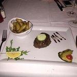 Argentinisches Steak war ausgezeichnet
