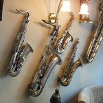 Saxophone collection