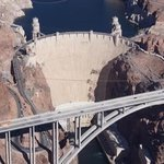 Hoover Dam Fly-over