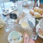 Afternoon Tea here at The Tearoom