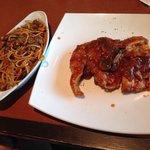 Super flavorful chicken Marsala