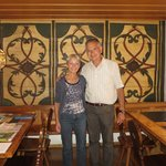 Our wonderful hosts, Margrit and Kurt