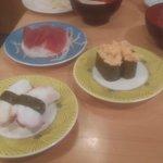 Sushi and Sahimi