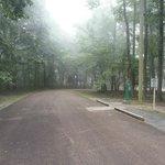 campground dump station