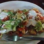 Vegetables corn tacos