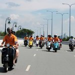 Vietnam Vespa Adventures Day Tours