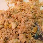 Preserved Fish Fried Rice