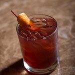 Silk Road - Bulliet Rye Whiskey, Vya sweet vermouth, almond syrup, Angostura & Orange Bitters