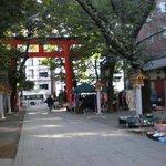 Shrine Entry