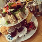 Unbeatable value afternoon tea!! ��☕️