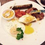 Weskus breakfast yum!