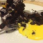 Foresta nera... Cioccolato, arancia, crema ��