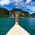 Longboat to Hong Island