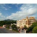Chunda Palace Front View