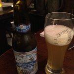 Cerveja artesanal de Chamonix