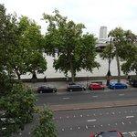 Vista para Waterloo Bridge