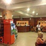 The Reception Ground floor  :-(