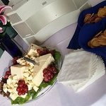 Cheese platter, for function