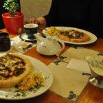 Photo de Gruzinskie Chaczapuri Food & Wine
