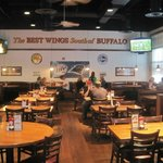 Wild Wing Cafe, Bower Parkway, Columbia, SC Nov 2014