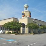 Wild Wing Cafe, Bower Parkway, Columbia, SC, June 2014