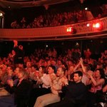 Playhouse Theatre Audience