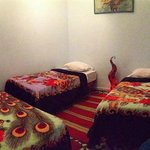 3 bed private room