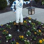 Guard jockey..