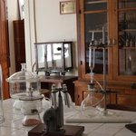 Madame Curie's lab