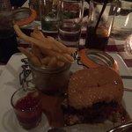 Burger Fois Gras au top!!