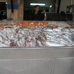 Fish counter, where you choose your fish
