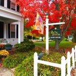Fall at the Kemp House