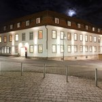 Hotel LEIST_SONNE_ENGEL by night