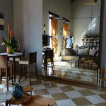 Salão do cafe da manhã