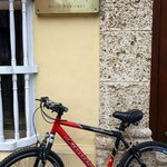 Bicicleta disponível p hóspedes