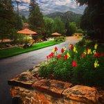 Foto de Highland Haven Creekside Inn