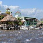 Villa de Pescadores - from the lagoon