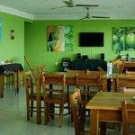 Villa de Pescadores - restaurant
